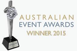 Australian Event Awards - Vote now!