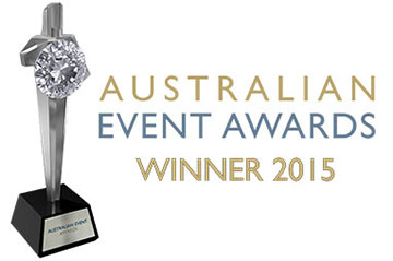 Australian Event Awards - Winner 2015