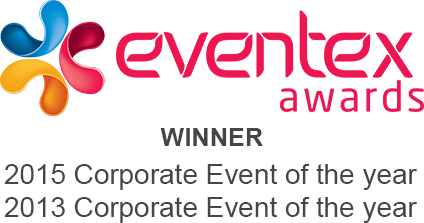 Eventex Awards - Winner 2013 and 2015
