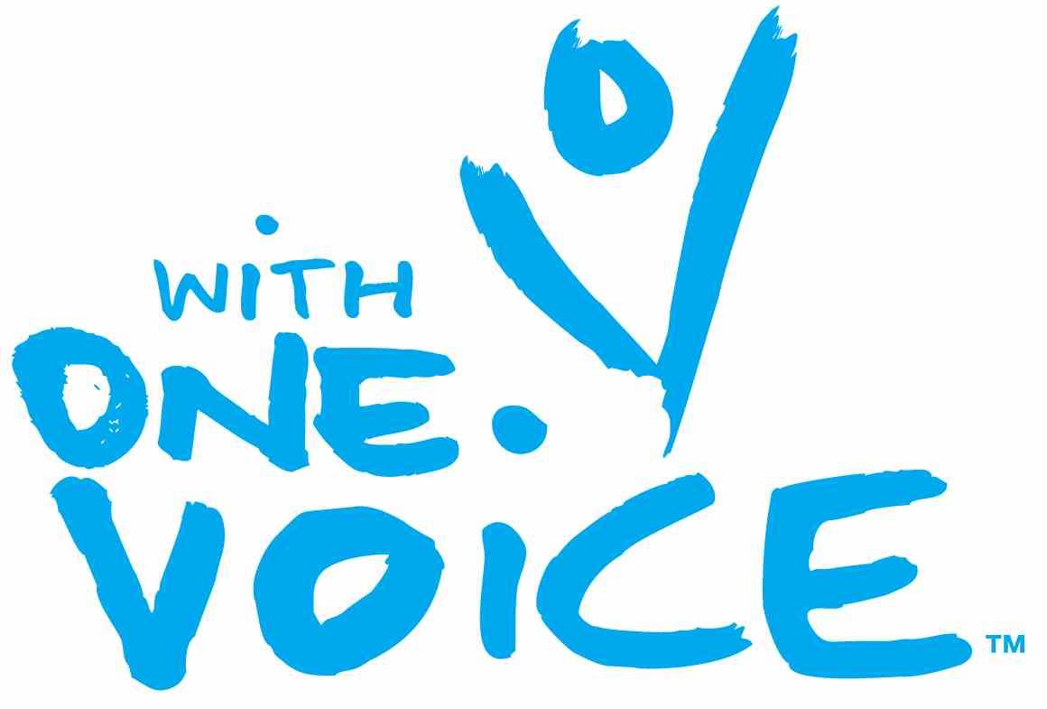 WOV choirs logo