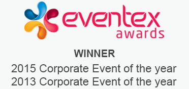 2014 Eventex Awards winner - Read the press release (PDF)
