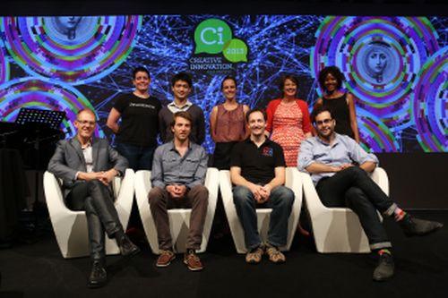 Ci2013 Scholarship winners